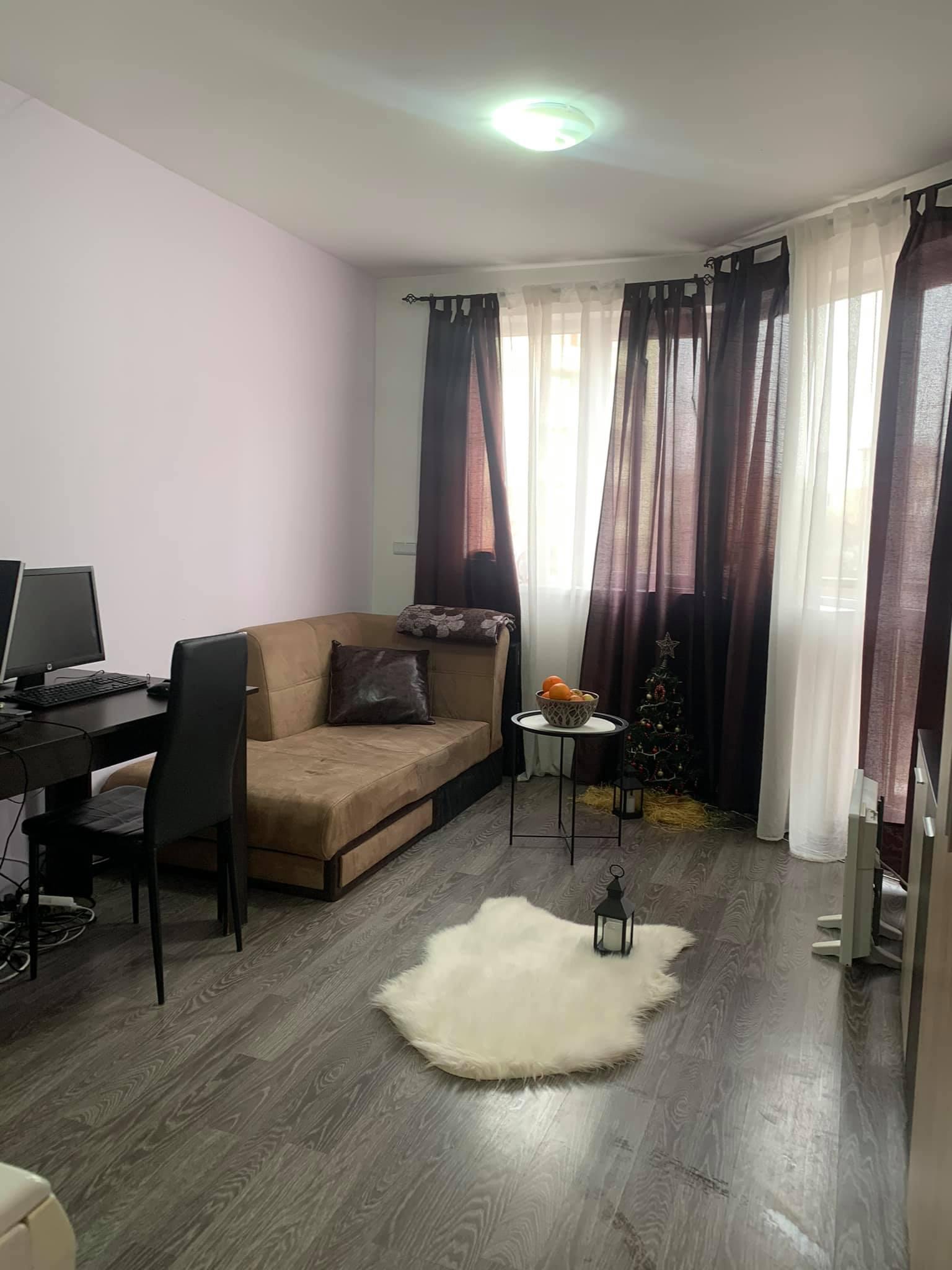 Уютен 2-стаен апартамент в кв. Хаджи Димитър, готов за нанасяне!
